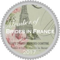 Brides in France wedding website member